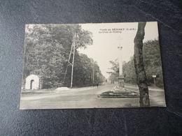 Cpa  91 Forêt De Sénart Le Croix De Villeroy - Autres Communes