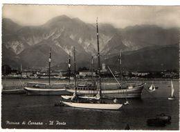 MARINA DI CARRARA - IL PORTO - ED.PAGLINI VERA FOTO - VG 1950 FG - C627 - Carrara