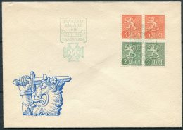 1958 Finland Vasa Jaakarit Cover - Covers & Documents
