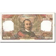 France, 100 Francs, 1964, 1972-01-06, KM:149d, TTB - 1962-1997 ''Francs''