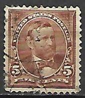 ETATS - UNIS   -   1894 . Y&T N° 101 Oblitéré. - 1847-99 General Issues