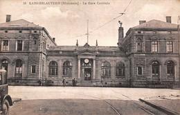 Carte Allemande - Kaiserslautern - La Gare Centrale - Kaiserslautern