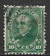 ETATS - UNIS   -   1894 . Y&T N° 104 Oblitéré . - 1847-99 General Issues