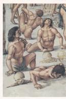 STAMPA  - DI LUCA SIGNORELLI - LA RESURREZIONE DELLA CARNE - AFFRESCO - PARTICOLARE - ORVIETO DUOMO - Stampe