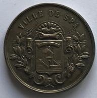 Ville De Spa 1932. Concours Hippique International Officiel. Grand Rix De Spa. - Professionals / Firms
