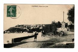 50 - Carteret - Route De La Jetée - Carteret