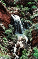 Australia - Waterfall, Bungle Bungle Range, WA Unused - Australia