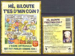 1598 -  France - Brasserie La Choulette - Hordain Nord - - Bière