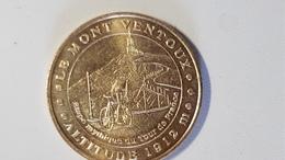 Le Mont Ventoux Altitude 1912 M  2005 - Monnaie De Paris