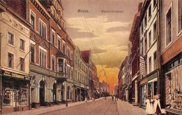 Carte Allemande - Neuss - Niederstrasse - Neuss