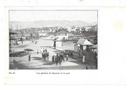 BEYROUTH (Liban) Vue De La Ville Et Du Port - Liban