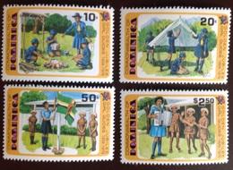 Dominica 1979 Girl Guides MNH - Dominica (1978-...)