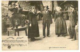 """AUVERGNE - Présentation Des Dames - """"La Bourreio D'Aubergno"""" - Auvergne"""