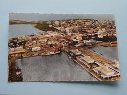 Le Port DAKAR ( Robel ) Anno 19?? ( Zie Foto Details ) ! - Sénégal