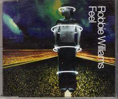 ROBBIE WILLIAMS - FEEL - CD MAXI - CHRYSALIS (2002) - Rock