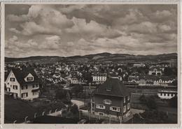 Wetzikon - Generalansicht - Stempel: 32. Zürcher Kant. Turnfest 1946 - Photo: F. Wiesendanger - ZH Zurich