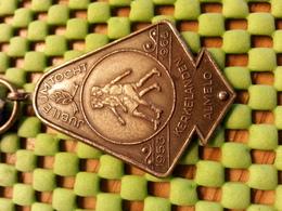 Medaille  / Medal -Jubileum Tocht Kerkenlanden Almelo 1953 .  / Walking  / Marche Pour L'Association   - The Netherlands - Netherland