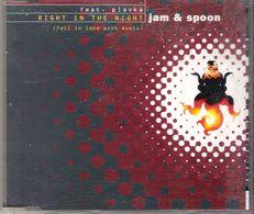 JAM & SPOON - RIGHT IN THE NIGHT - CD MAXI - LABIRYNT RECORDS (2001) - Dance, Techno & House