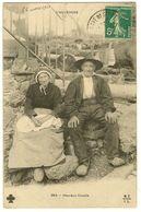 AUVERGNE - Heureux Couple - - Auvergne