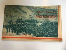 Boekje Album Souvenir Du Debarquement  3e Partie Marc Elmer Les Grandes Heures De 1939 1945 Guerre Apres La Bataille - Guerra 1939-45