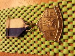 Medaille  / Medal -wandel Vereniging Kwiek Groesbeek 1957  .  / Walking  / Marche Pour L'Association   - The Netherlands - Netherland