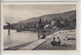 VEVEY - CORSEAUX-PLAGE - ANIMEE - 17.08.32 - VD Vaud