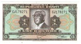 Haiti 1 Gourde 1964 - Haiti