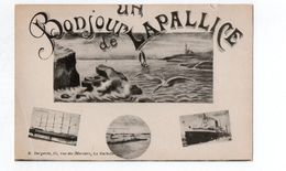 Un Bonjour De La Pallice - La Rochelle