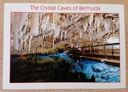 Grottes: The Crystal Caves Of Bermuda - Edition: Spéléo Projects, Switzerland - Cartoline
