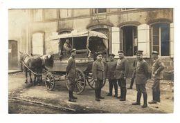 54 LEXY Superbe Carte Photo Allemande Police De La Vile ORT POLIZEI 1916 - Autres Communes