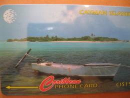 Télécarte Ile Caayman - Cayman Islands