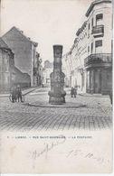 Fontein En Gommardstraat 1908 - Lier