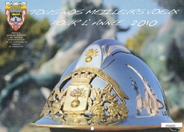 CALENDRIER DES POMPIERS - Tamaño Grande : 2001-...