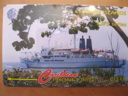 Télécarte Ile Cayman - Cayman Islands