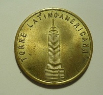 Token Or Other Thing To Identify * Torre Latinoamericana * Mirador Mexico D. F. - Professionals / Firms