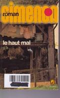 G Simenon - Le Haut Mal - Le Livre De Poche - TBE - Livres, BD, Revues