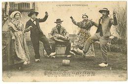 L' AUVERGNE - PITTORESQUE - Auvergne