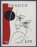 FRND 1977    Oeuvre Originale De Trémois N° YT 1950  ** MNH - France