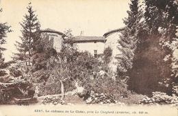 Près Le Cheylard (Ardèche) - Le Château De La Chèze - Edition Margerit-Brémond, Carte M.B. Non Circulée - France