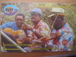 Télécarte Trinidad Et Tobago - Trinidad & Tobago