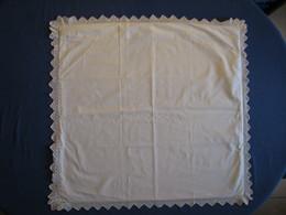 111 - Taie D'oreiller 73 X 73 En Coton - Bed Sheets