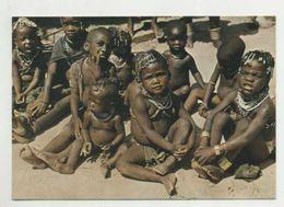 ANGOLA, Ethnic, Children  (2 Scans ) - Angola