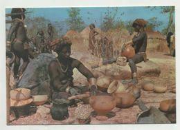 ANGOLA, Ethnic, Men  (2 Scans ) - Angola
