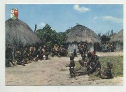 ANGOLA, Ethnic, Costumes  (2 Scans ) - Angola