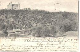 Houyet - CPA - Château Royal De Ciergnon - Houyet