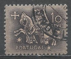 Portugal 1953. Scott #762 (U) Equestrian Seal Of King Diniz - 1910-... République