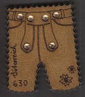 Austria 2015 / Lederhose Swarovski Kristalle - 1945-.... 2ème République