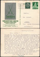 Germany - Uprated Stationery Card, Mi. P269. BAMBERG 10.7.1940 - Kohden. - Germany