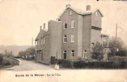 Bords De La Meuse - Rue De L'Eau (animée) - Waremme
