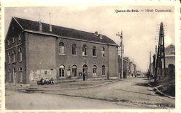 Queue-du-Bois - Hôtel Communal (animée, Edit. Bonomme-Moise) - Beyne-Heusay